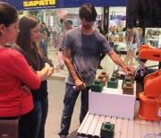 No Criciúma Shopping, Senai expõe e oferece descontos em cursos