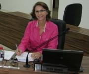Vereadora Silvia Mendes requer melhorias em Vila Nova