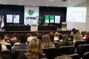 Unesc promove terceiro Simpósio de Gestão e Cuidado em Saúde