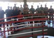 PPT realiza simulação de assalto com refém e policial ferido