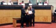 Sindserpi recebe homenagem na Assembleia Legislativa