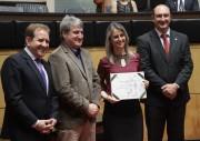 Unesc recebe Certificado de Responsabilidade Social