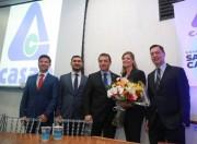 Nova presidente da Casan assume compromisso de inovação