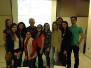 Colaboradores do Tabelionato participam de curso com perito