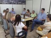 Técnicos da Gerência Regional de Saúde visitam Nova Veneza
