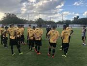 Em Maceió, Criciúma duela com o CRB