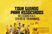 Próximo Tour Guiado do Criciúma será dia 26 de agosto