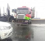Três acidentes são registrados na BR-101 sentido Sul em Içara