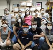 Udesc mobiliza ações para ajudar Governo do Estado no combate à pandemia