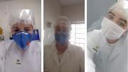 Alunos em fases finais de cursos da área de saúde da Unesc atuam no combate à Covid-19