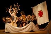 """Estudantes do curso de Teatro fazem leitura dramática de """"Nau dos Loucos"""""""