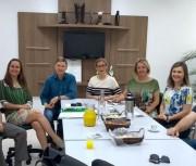 Unesc discute a possibilidade de Mestrado Interinstitucional com instituição do Paraná