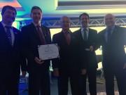 Unesc é reconhecida pelo CREA/SC com Diploma do Mérito