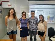 Novo grupo de alunos estrangeiros está em aula na capital