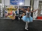 Unesc oferece oficinas de capoeira e leitura de partituras