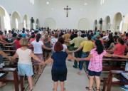 Evento católico proporcionará atendimento espiritual