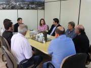 Frigo recebe comitiva do Fórum de Recuperação do Rio Mãe Luzia