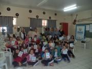 CREAS de Cocal realiza atividade na escola alusiva