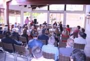 Vice-governador leva apoio a candidatos de Laguna e Tubarão