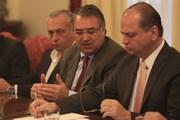 Em visita a Florianópolis, ministro Ricardo Barros recebe demandas para reequilibrar situação financeira na saúde