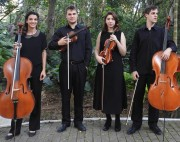 Quarteto de Cordas Udesc faz apresentações gratuitas