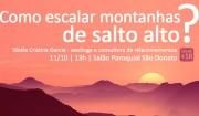 Içara terá Tarde Rosa nesta quarta-feira 11/10