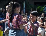 Apresentações e sorteio de tablet fecham ações do Dia da Criança