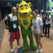 Aluna do Colégio Marista representa SC na modalidade de Badminton