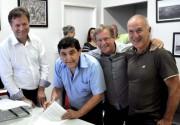 Hospital São Donato celebra convênio de ajuda no custeio