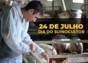 Suinocultores catarinenses alcançam índices elevados de produção