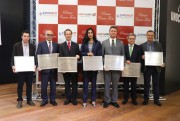 Colatto recebe prêmio Carne Forte 2018 na abertura da Mercoagro