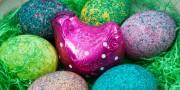 Páscoa Encantada terá sorteio de cinco cestas de chocolate