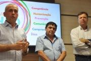 HSD entrega documentos para R$ 1,3 milhão em emendas