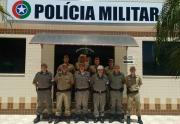 Polícia Militar de Araranguá recebe visita de Integração