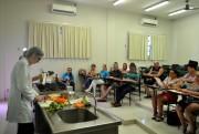 Novembro Azul: Oficina de culinária para diabéticos na Unesc