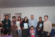 Mais de 100 famílias recebem escrituras em Criciúma