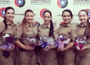 Comando do 19º BPM homenageia PMs pelo do Dia das Mães
