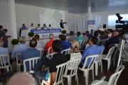 Clima quente em audiência pública em São João do Sul
