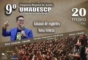 Nova Veneza sediará Congresso Regional de Jovens