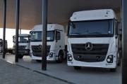 Mercedes-Benz projeta 20% de aumento nas vendas de caminhões