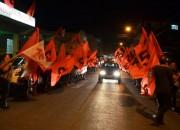 Alemão e Xande lançam oficialmente campanha à prefeitura