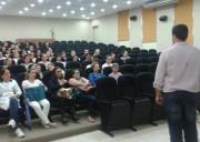 Profissionais da saúde de Cocal participam de encontro