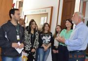 Primeiro dia do prefeito reeleito de Cocal foi de trabalho e planejamento
