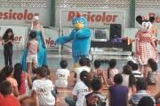 CRAS de Siderópolis promove a Festa da Alegria