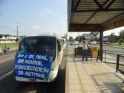 Carreata Azul no Dia Mundial da Conscientização do Autismo