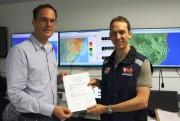 Teste de aceitação do Radar Oeste atende expectativas