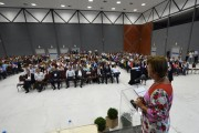 Termina o XV Congresso Catarinense de Municípios