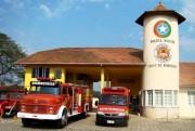Bombeiros comunitários começam Campanha do Agasalho