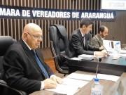 Vereadores se reúnem para esclarecer dúvidas em Araranguá