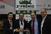 Treviso é premiado no 2º Prêmio Município Sustentável